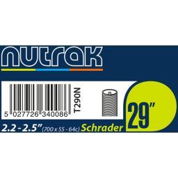 """Nutrak 29"""" Schrader"""