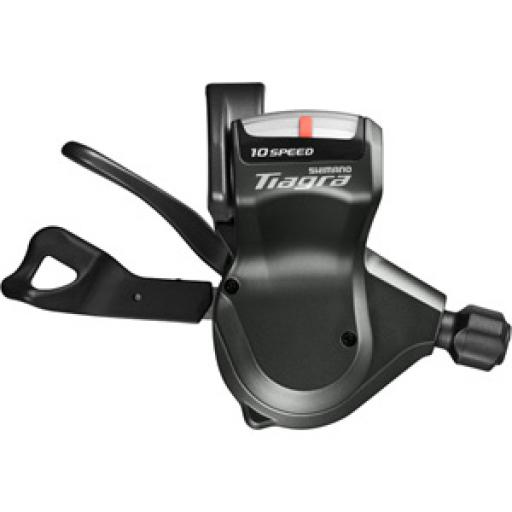 SL-4700 Tiagra Rapidfire shift lever set for flat bar,10-speed, double
