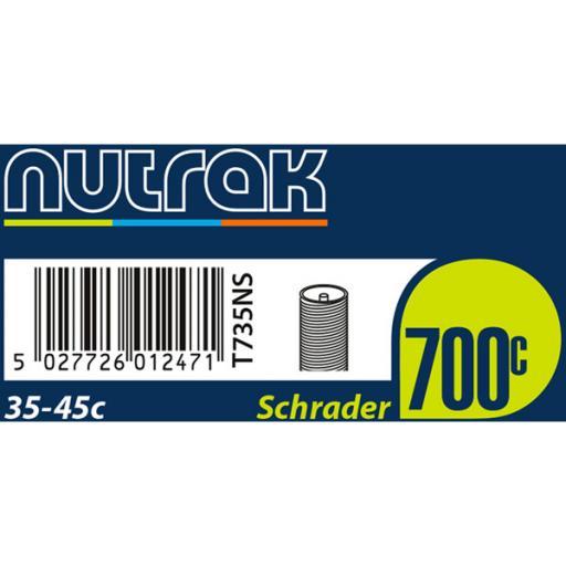 Nutrak 700c Schrader