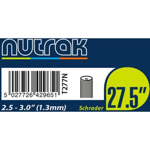 """Nutrak 27.5"""" Schrader"""