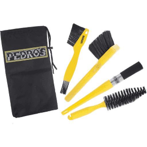 Pedros Brush Set