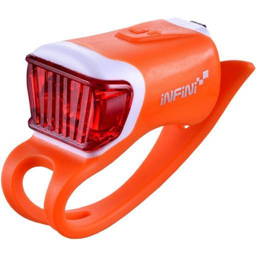 Infini Orca micro USB rear light with QR bracket